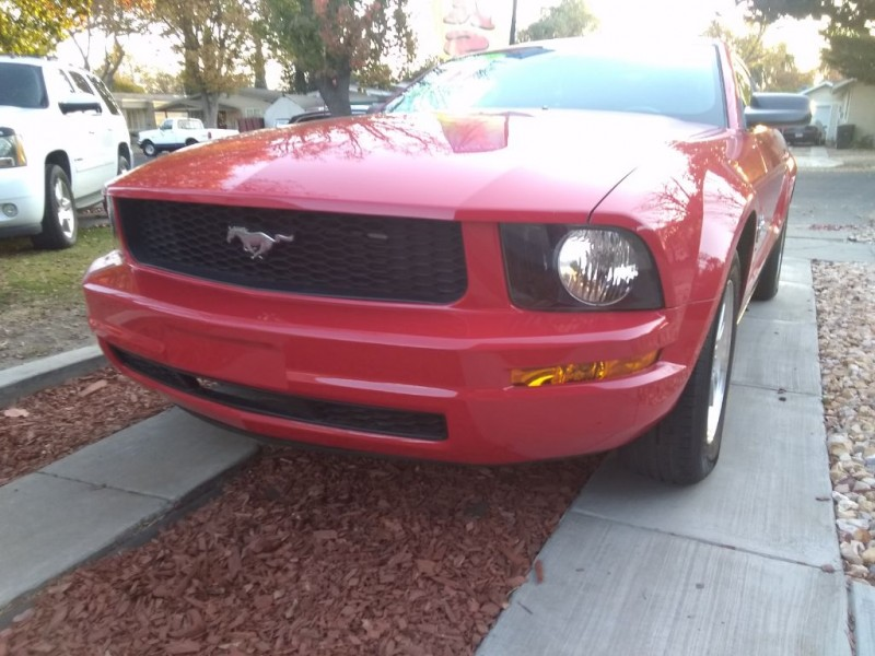 FORD MUSTANG 2009 price $8,900