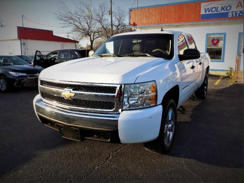 2010 Chevrolet Silverado 1500 Crew Cab >> 2010 Chevrolet Silverado 1500 4wd Crew Cab 143 5 Lt Wolko