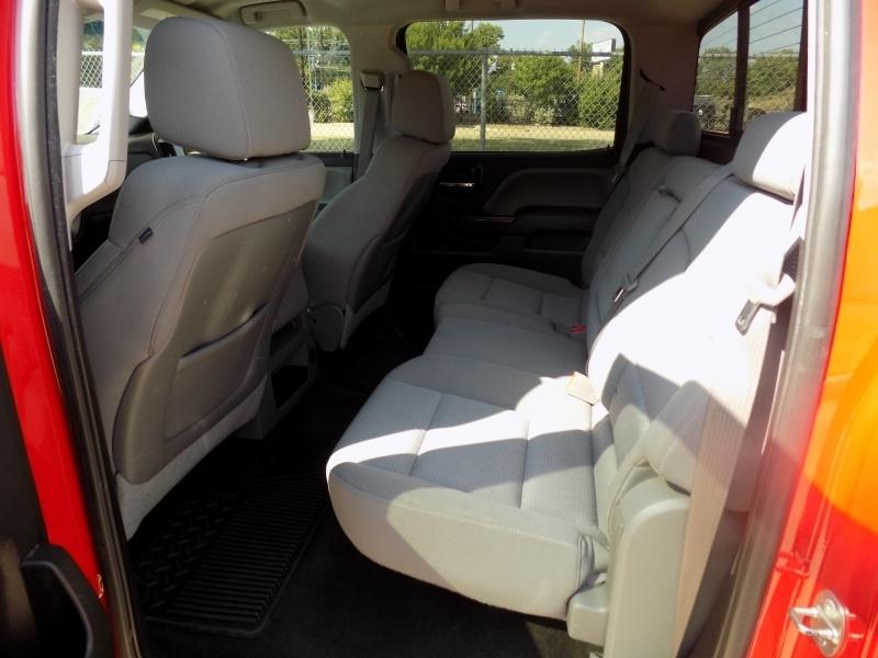 Fantastic 2014 Gmc Sierra 1500 2Wd Crew Cab 143 5 Sle Customarchery Wood Chair Design Ideas Customarcherynet