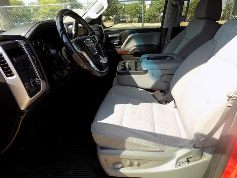 Outstanding 2014 Gmc Sierra 1500 2Wd Crew Cab 143 5 Sle Customarchery Wood Chair Design Ideas Customarcherynet