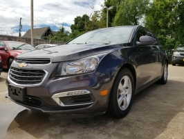 Chevrolet Cruze Limited 2016