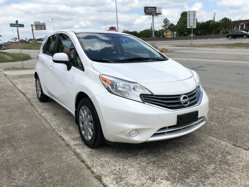 Nissan Versa Note 2014 price $6,300