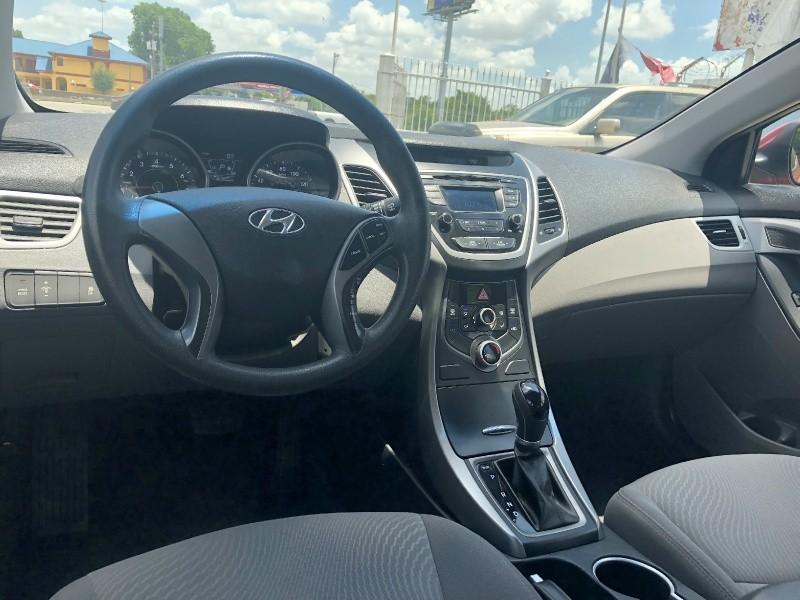 Hyundai Elantra 2014 price $6,999