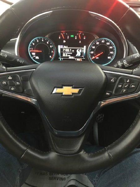 Chevrolet Malibu 2017 price $13,500