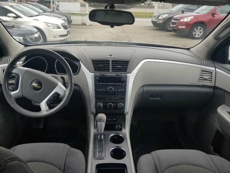 Chevrolet Traverse 2012 price $7,250