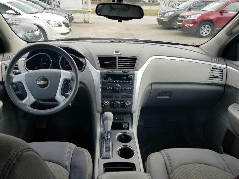 Chevrolet Traverse 2012 price $6,750