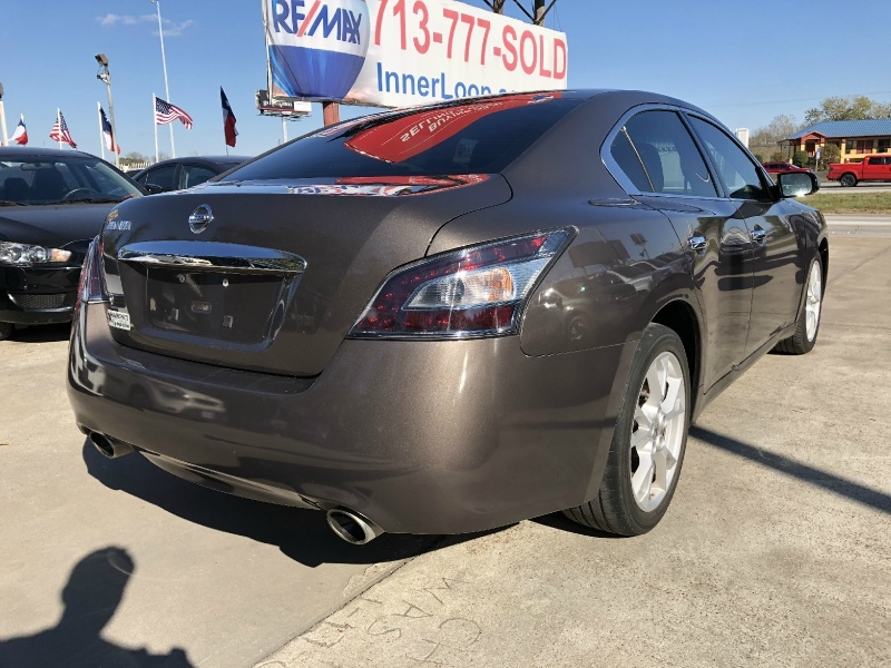 Nissan Maxima 2014 price $8,950