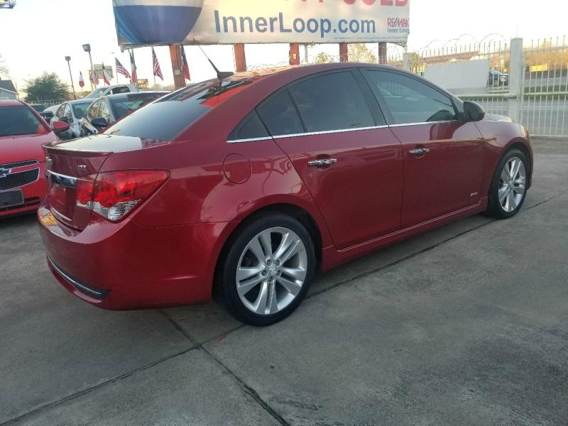 Chevrolet Cruze 2013 price $7,600