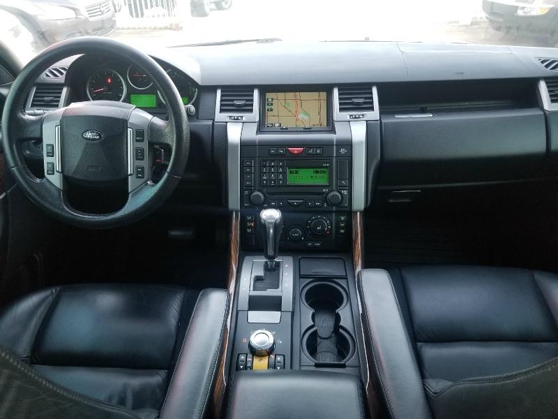 Land Rover Range Rover Sport 2008 price $10,750