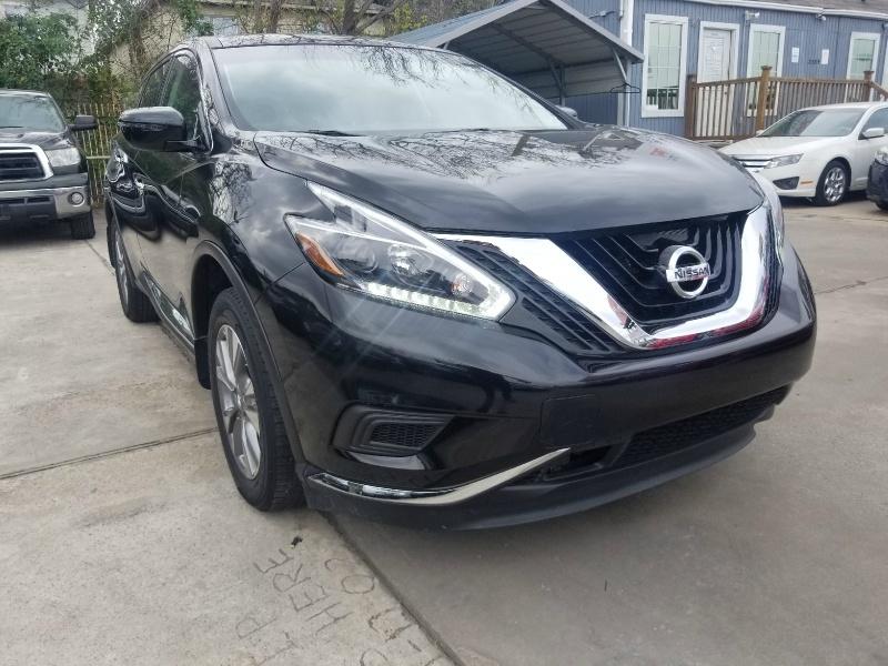 Nissan Murano 2018 price $18,999