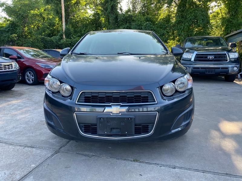 Chevrolet Sonic 2014 price $4,999
