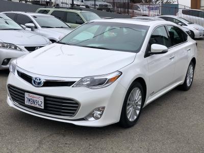 Toyota Avalon Hybrid 2015