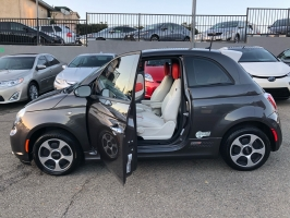 Fiat 500e 2015