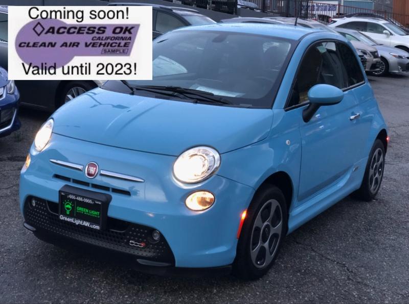 2016 Fiat 500e