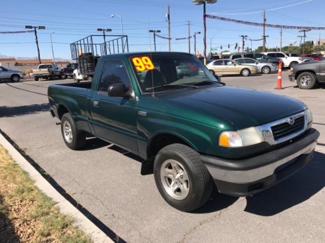 1999 Mazda B Series 2WD Truck