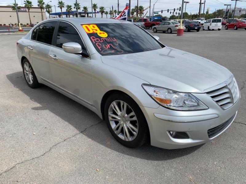 Hyundai Genesis 2009 price $10,495