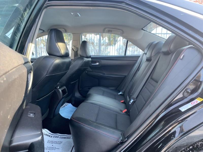 Toyota CAMRY 2016 price $14,595