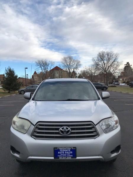 Toyota HIGHLANDER 2008 price $10,499