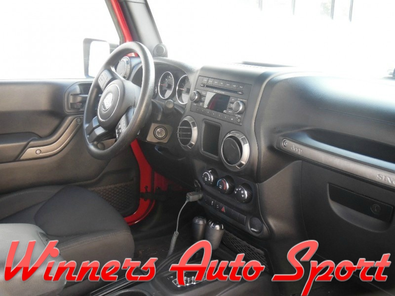Jeep Wrangler 2014 price $15,699
