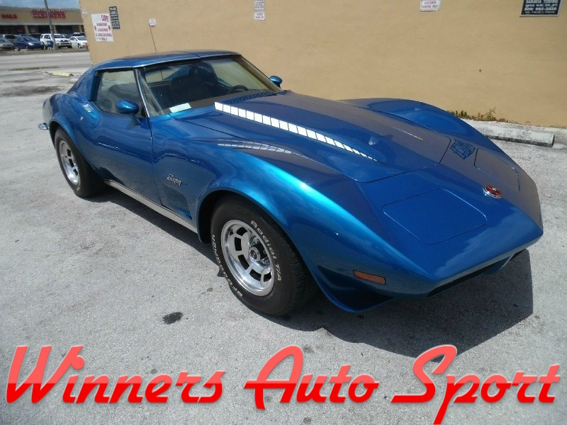 Chevrolet Corvette 1973 price $26,995