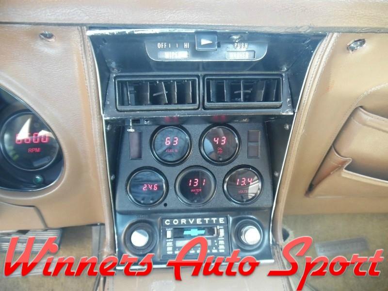 Chevrolet Corvette 1973 price $26,995