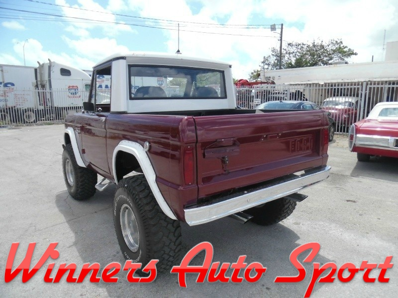 Ford -Bronco 4x4 Custom 1966 price $34,995