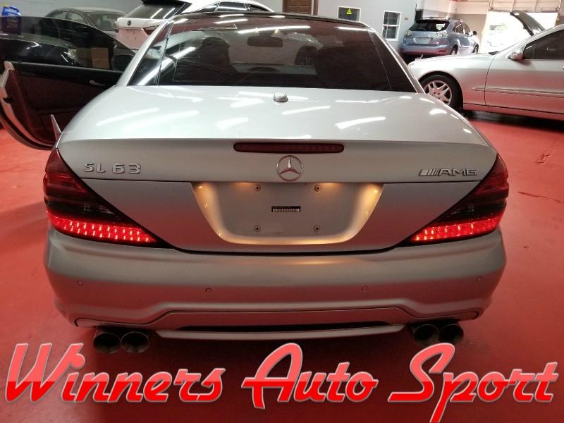 Mercedes-Benz SL-Class 2009 price $27,995