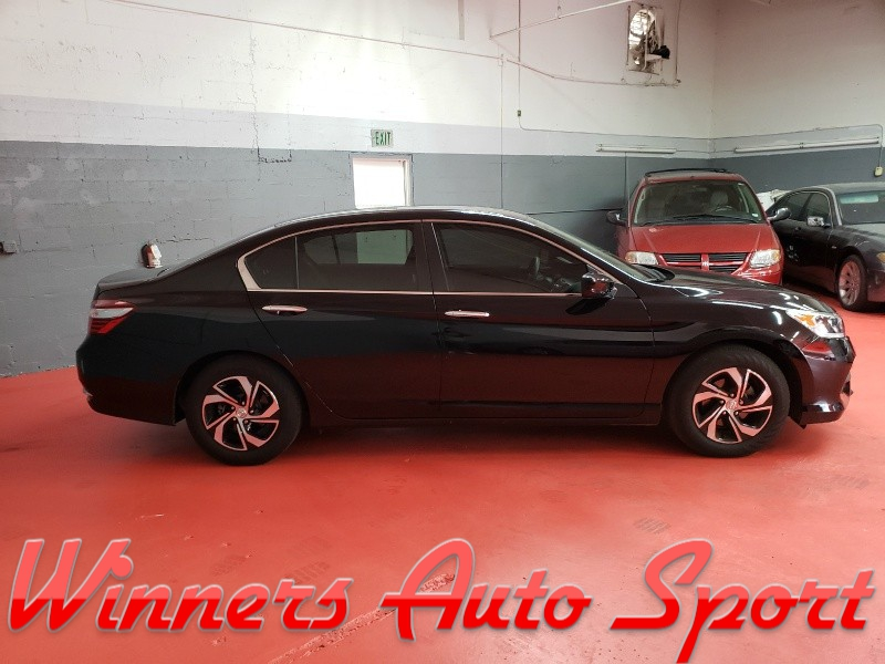 Honda Accord Sedan 2017 price $16,495
