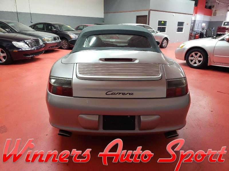 Porsche 911 Carrera 2003 price $23,495