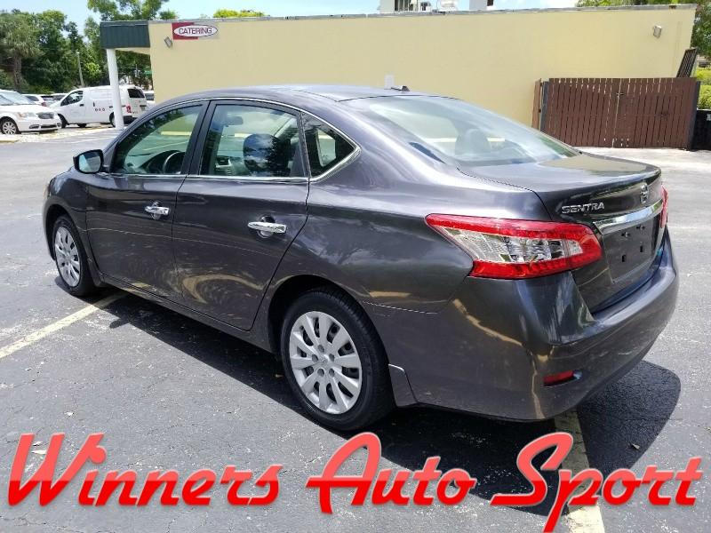 Nissan Sentra 2013 price $6,999