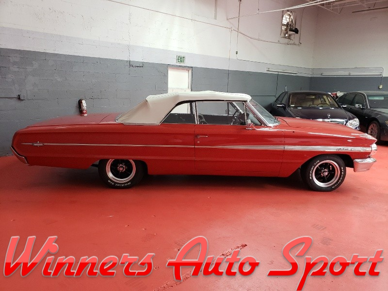 Ford Galaxy 1964 price $49,995