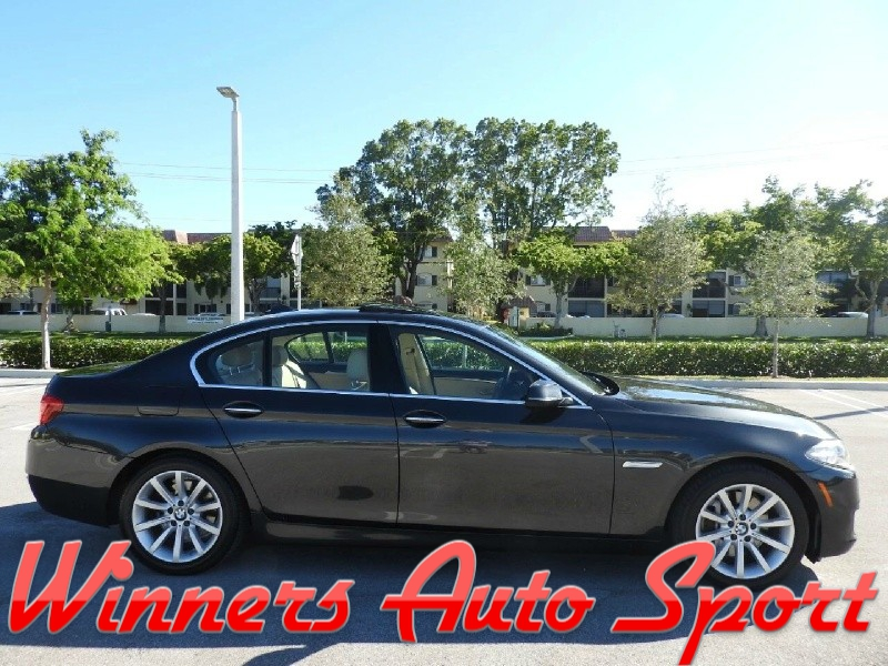 BMW 5-Series 2014 price $17,495
