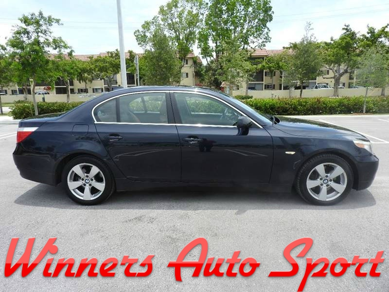BMW 5-Series 2006 price $5,999