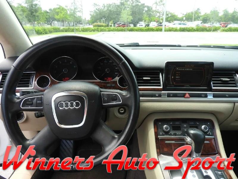 Audi A8 L 2009 price $11,495