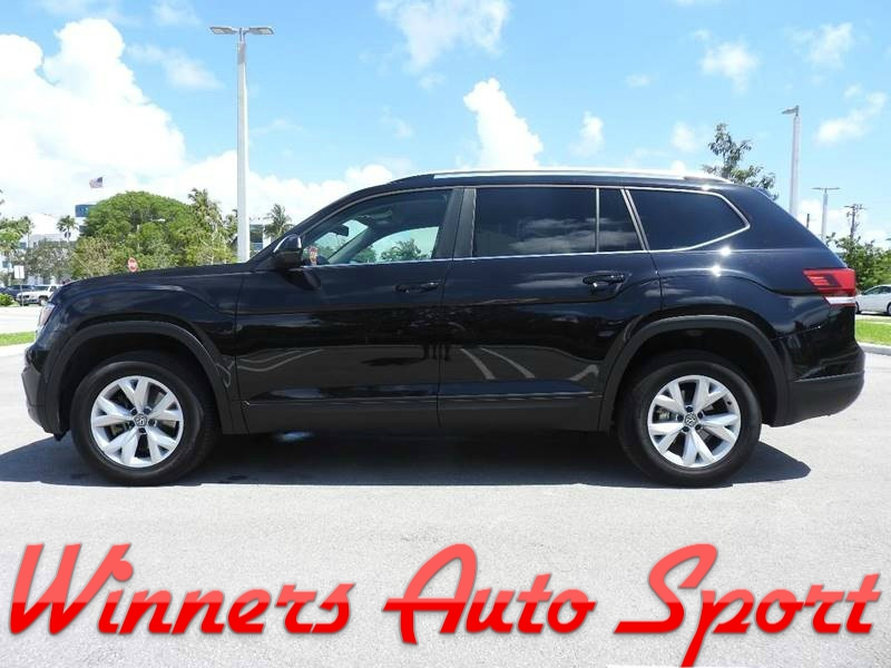 Volkswagen Atlas 2018 price $30,995