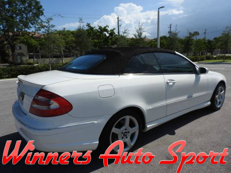 Mercedes-Benz CLK-Class 2005 price $6,995