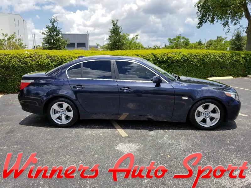BMW 5-Series 2007 price $6,199