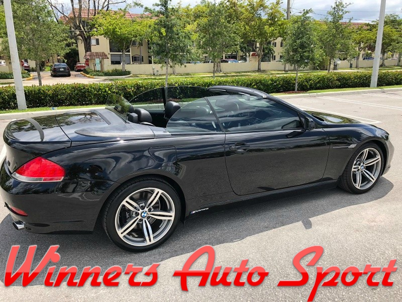 BMW 6-Series 2006 price $10,995