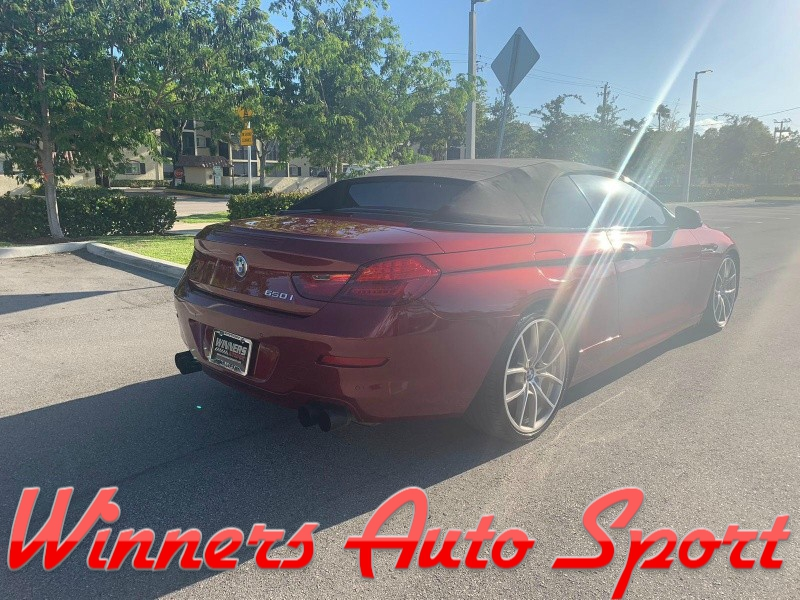 BMW 6-Series 2012 price $24,995