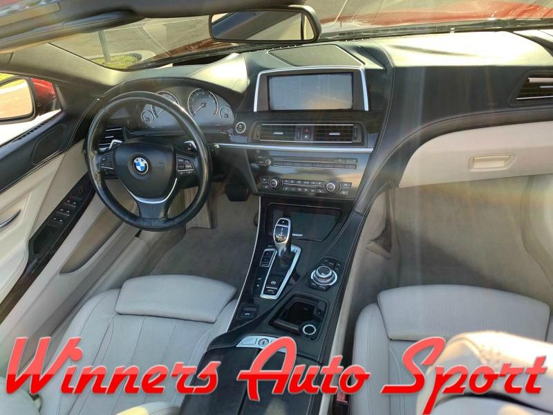 BMW 6-Series 2012 price $21,995
