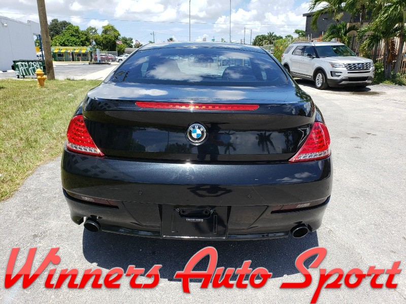 BMW 6-Series 2010 price $11,495