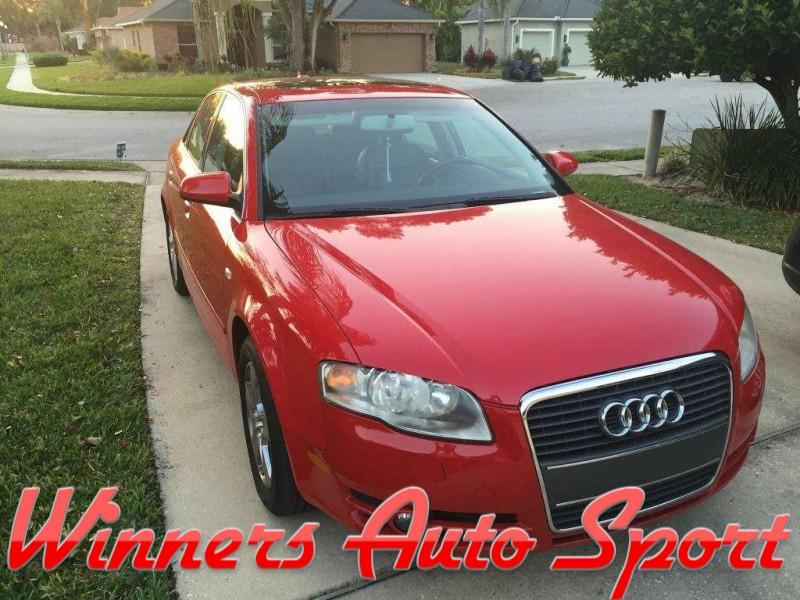 Audi A4 2006 price $5,395