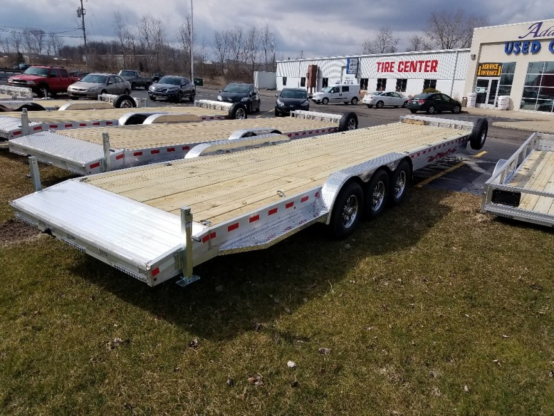 Wolverine Car Hauler 7X34 Triple Axle 2019 price $8,965