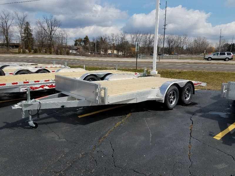Wolverine Car Hauler 7X22 Straight Axle 2019 price $5,820