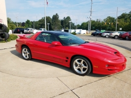 Pontiac Firebird 1998