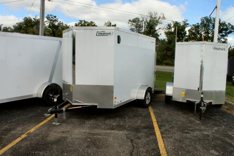 Haulmark 6x10 Utility Trailer 2018 price $3,861