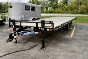 Load Trail 8X24 Construction Trailer 0000