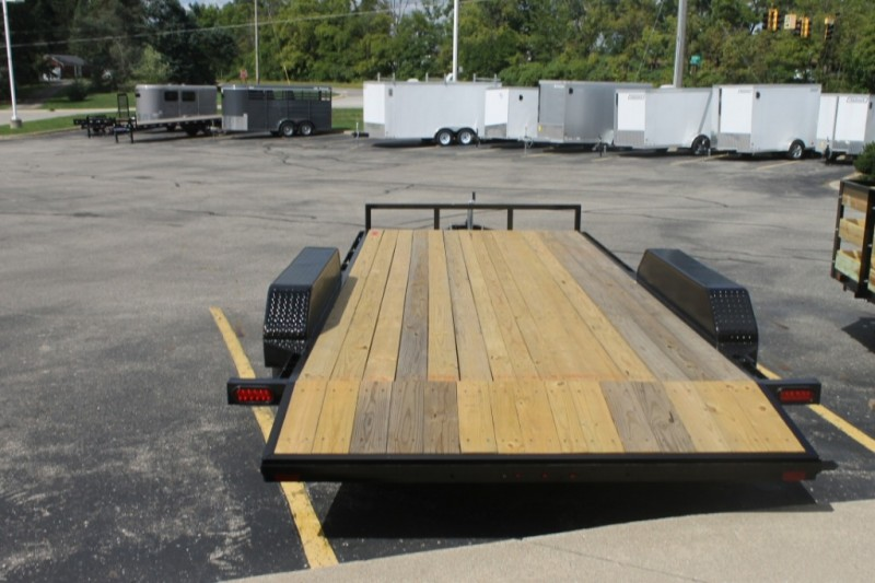 Adado Trailers 18x80 Dove Tail Flatbed 2018 price $3,536