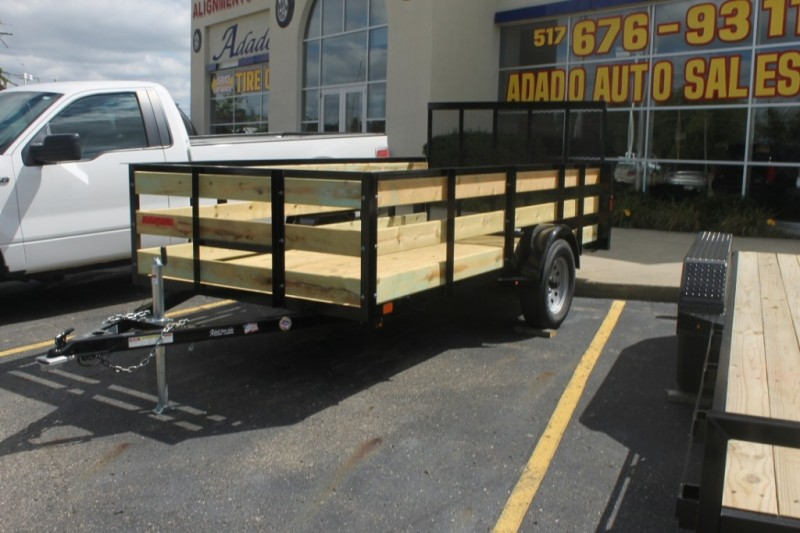 Adado Hige Side 6x12 Utility Trailer 2018 price $1,898