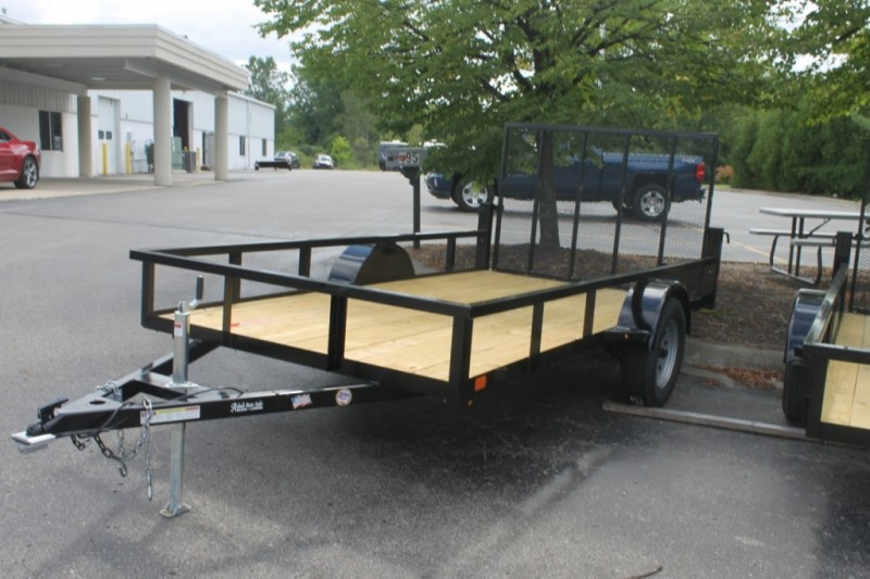 Adado 6x10 Low Side Ulitity Trailer with Drop Gate 2018 price $1,632